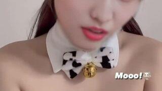 K-pop celeb Momo from Twice in hot tape 트와이스 모모 포르노