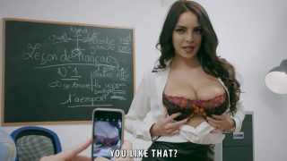 Priyanka Chopra shows her perfect boobs (Fake scene)