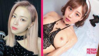 Ryujin / 류진 ITZY shows all her passion in fake hot porn (가짜 뜨거운 포르노)